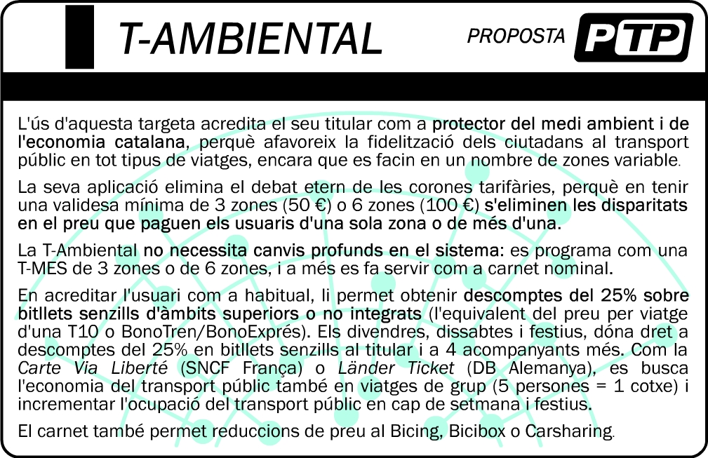Proposta T-Ambiental. Revers
