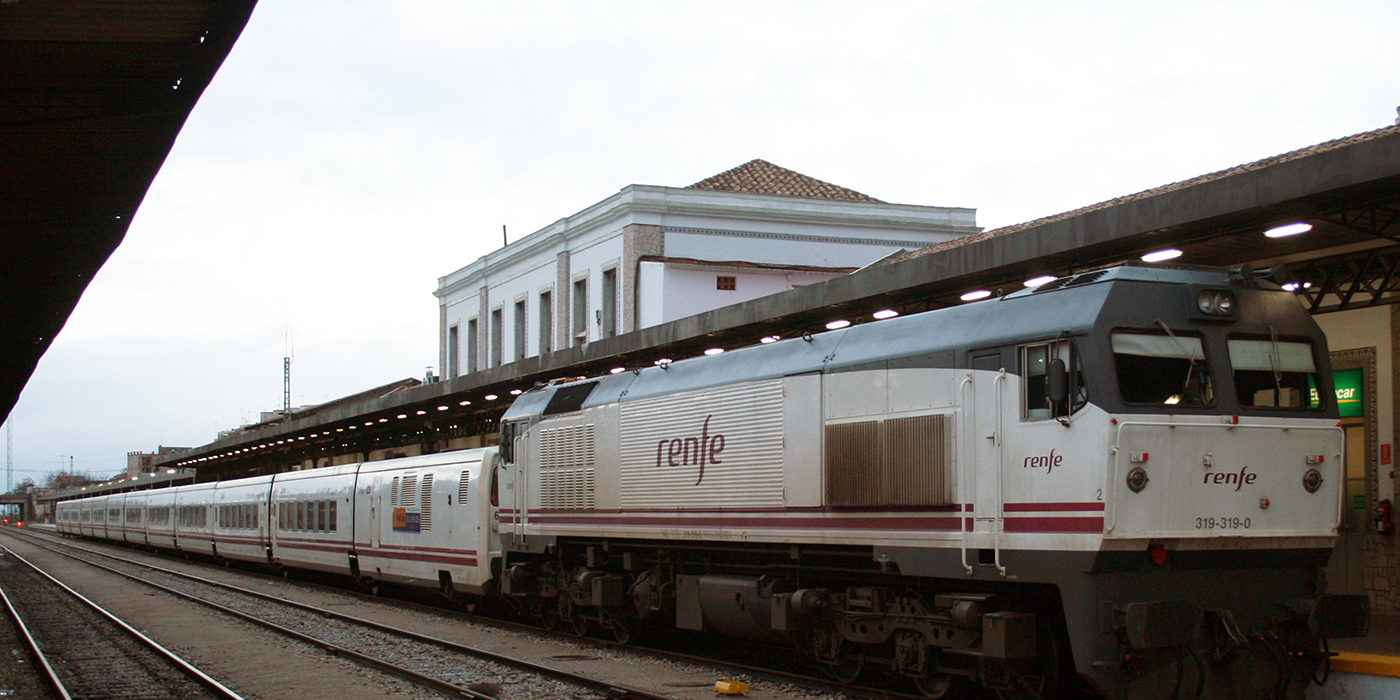 Exigimos El Regreso Del Tren Hotel Granada Barcelona Transportpublic Org